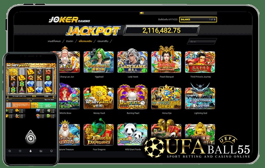 ufabet JokerGaming slot game