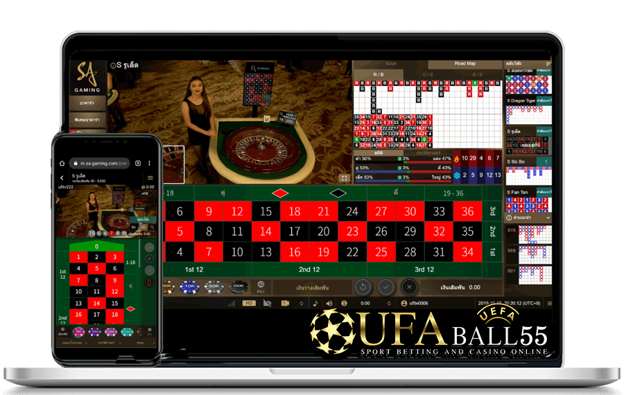 ufabet sa gaming Roulette